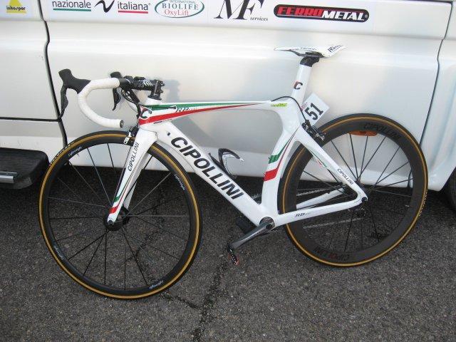 Italian Cycling Journal Giovanni Visconti S Bike Stolen