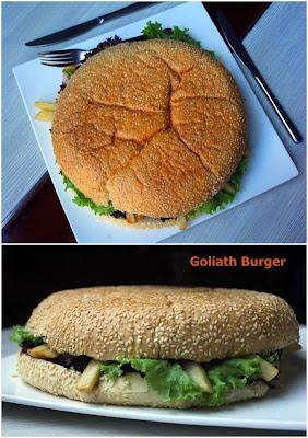 Goliath Burger - Hotel Grand Aston Yogyakarta