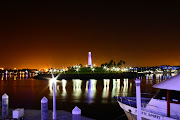 The Lions Lighthouse For Sight at Long Beach Marina / Harbour, California, .