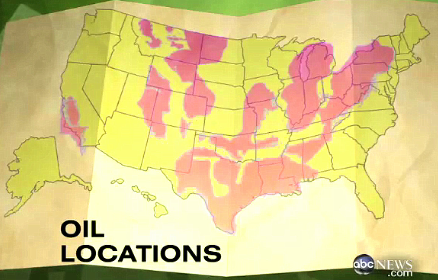 THE HOCKEY SCHTICK ABC News US has oil reserves greater than the