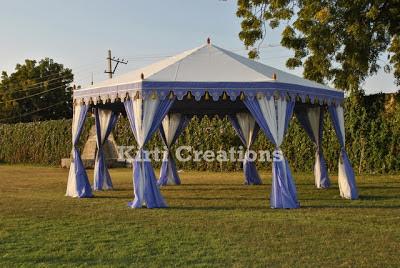 Imperial Garden Tent