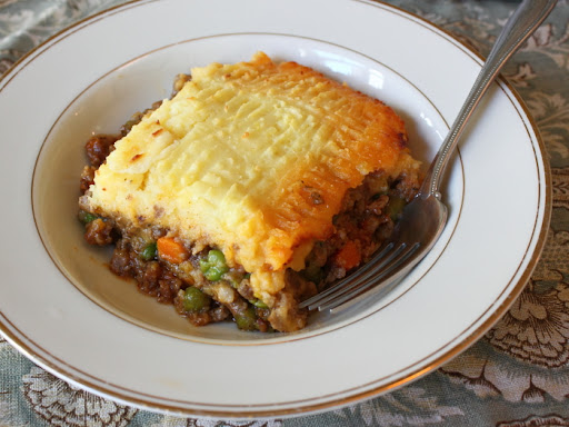 St. Patrick's Day Special: Irish Shepherd's Pie (the real one, not ...