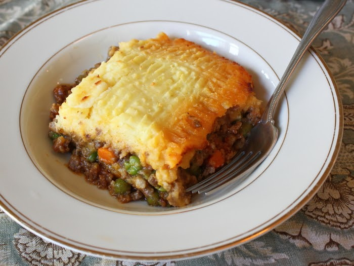 St. Patrick's Day Special: Irish Shepherd's Pie (the real one, not the stuff they eat in cottages)