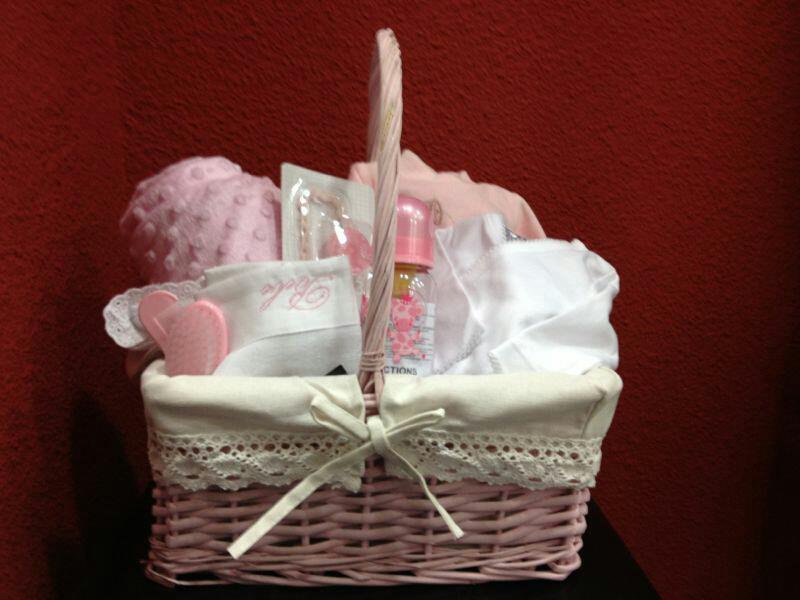 cestas de nacimiento