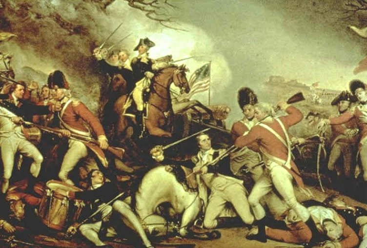 The Battle of Princeton (1795), John Trumbull