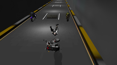 Death Race Stunt Moto 1.3 APK-Screenshot-4