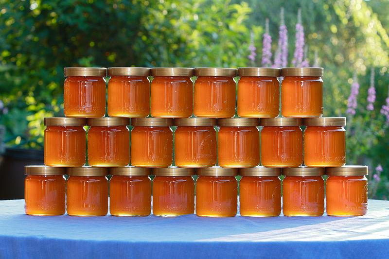honung mot pollenallergi