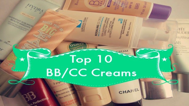 Best BB and CC Creams for all budgets and skintypes