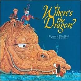 Where's the Dragon? - Victoria Richman Writing
