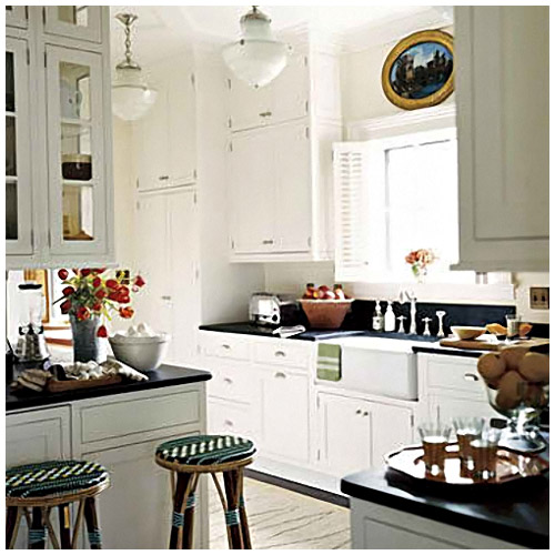 ... KITCHEN DESIGN IDEAS ~ Interior Design Inspirations for Small Houses