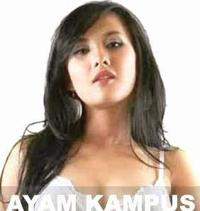 ayam kampus foto facebook