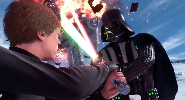 Star Wars Battlefront Gameplay 2015