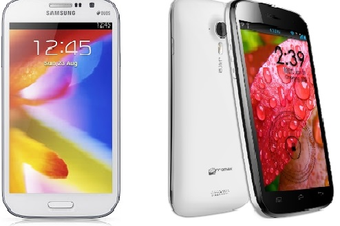 Will  Micromax A116 make a stir In Indian Android Market?