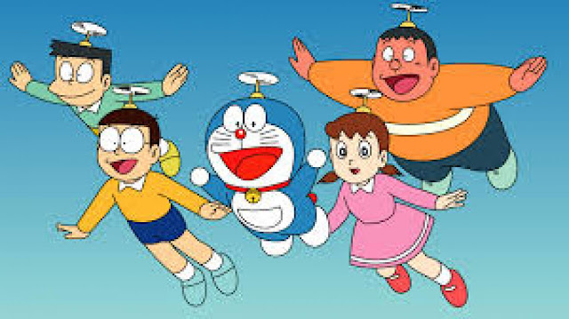 Doraemon - Cartoons Wikipedia