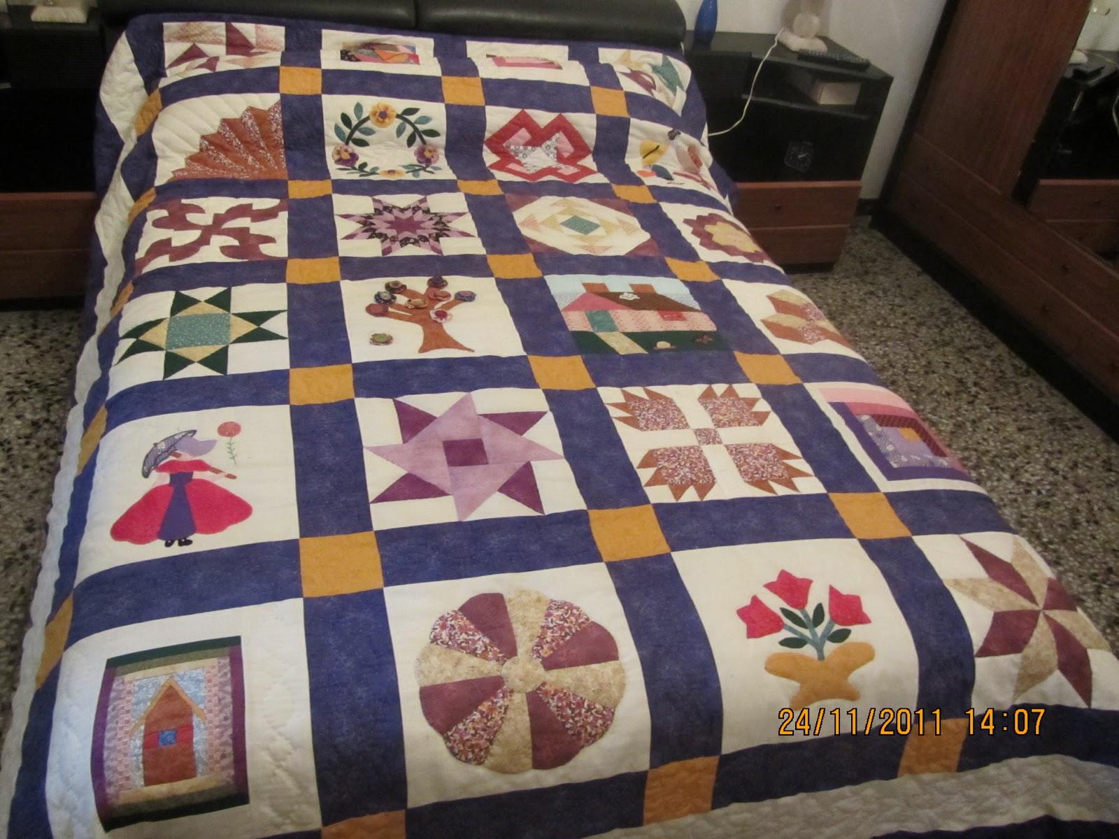Patchwork murcia colchas - Colchas de patchwork modernas ...