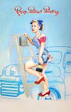 My Pin-Up Paintings