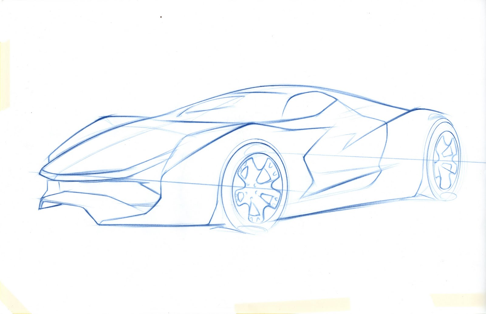 Sports Car Sketches Pictures To Pin On Pinterest Pinsdaddy