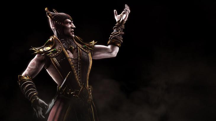 Shinnok - Mortal Kombat X