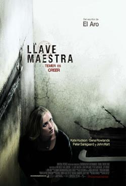 La Llave Maestra / La Llave del Mal Poster