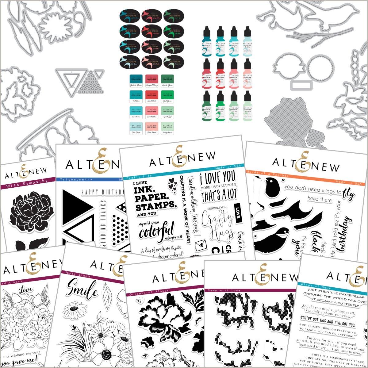Altenew Release 😍