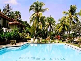 Hotel Murah Senggigi - Puri Bunga Beach Cottages Hotel