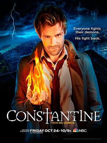 Bậc Thầy Diệt Quỷ: Phần 1 - Constantine: Season 1