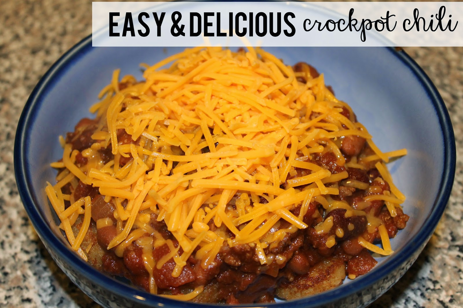 Jan 02, · Simple, delicious chili. As we enter the month of January, many of us are experiencing extremely cold temperatures. Winter always makes us crave warm, comforting meals, but no one wants to spend a ton of time in front of the stove cooking.