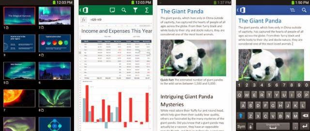 Microsoft Office for Mobile