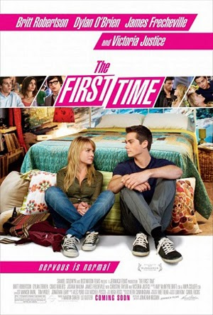The First Time 2012 poster