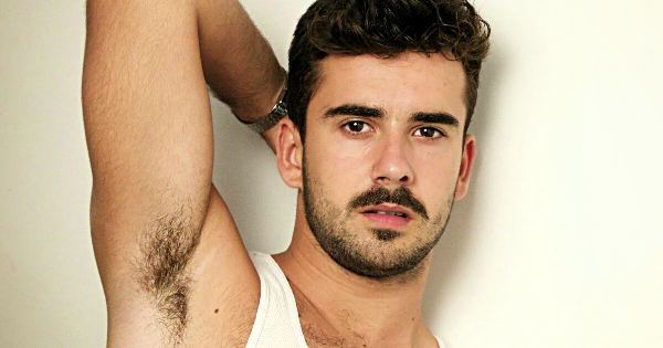 Men S Hairy Armpits 108