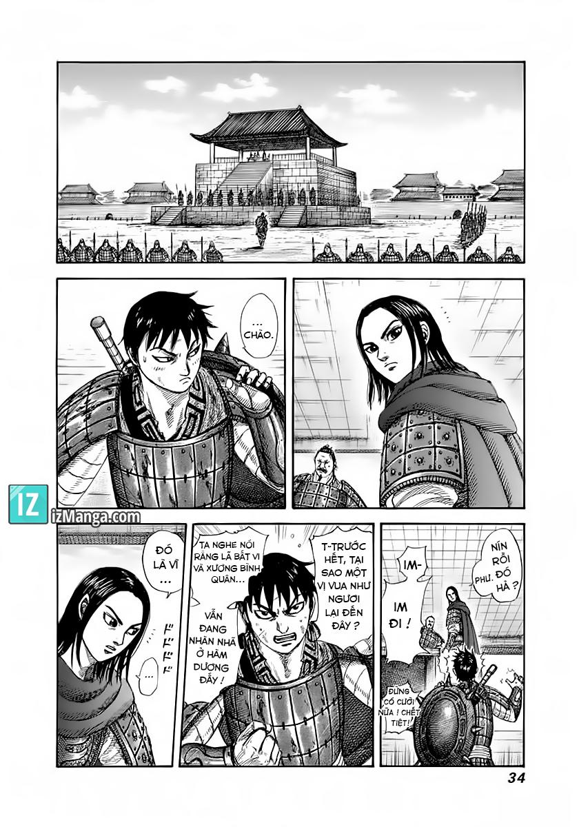Kingdom - Vương Giả Thiên Hạ Chapter 329 page 11 - IZTruyenTranh.com