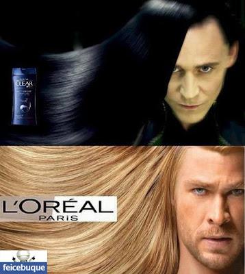 Seus cabelos hidratados, lisos e sem caspa? Cabelos dos deuses, porque você vale muito aqui no Feicebuque.