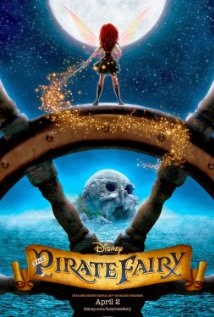 Cover The Pirate Fairy ( 2014 ) | Sinemaloverz