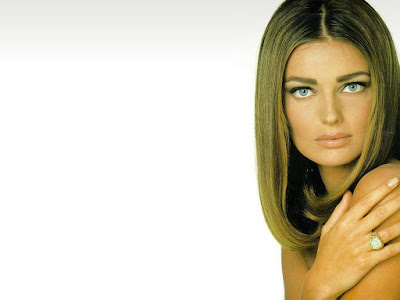 Paulina Porizkova Lovely Wallpaper