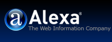 Alexa Traffic Ranking Website