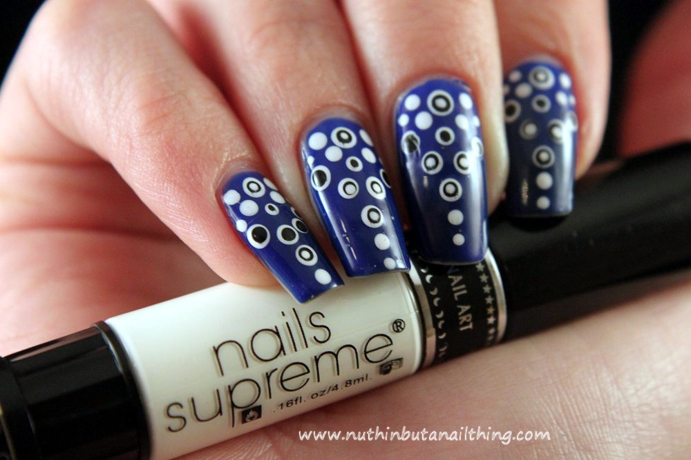 Nails Supreme Nail Art Pen Polish Set - To Bend Light