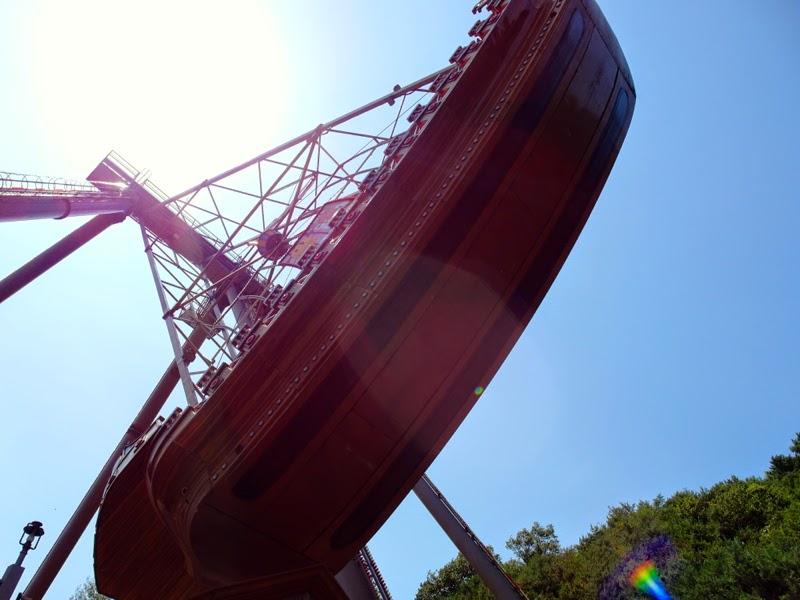 Ewha Summer Studies Field Trip Everland Theme Park Yongin Viking Seoul South Korea lunarrive travel blog