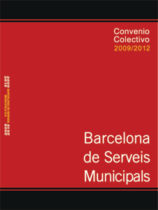 2º Convenio Colectivo BSM
