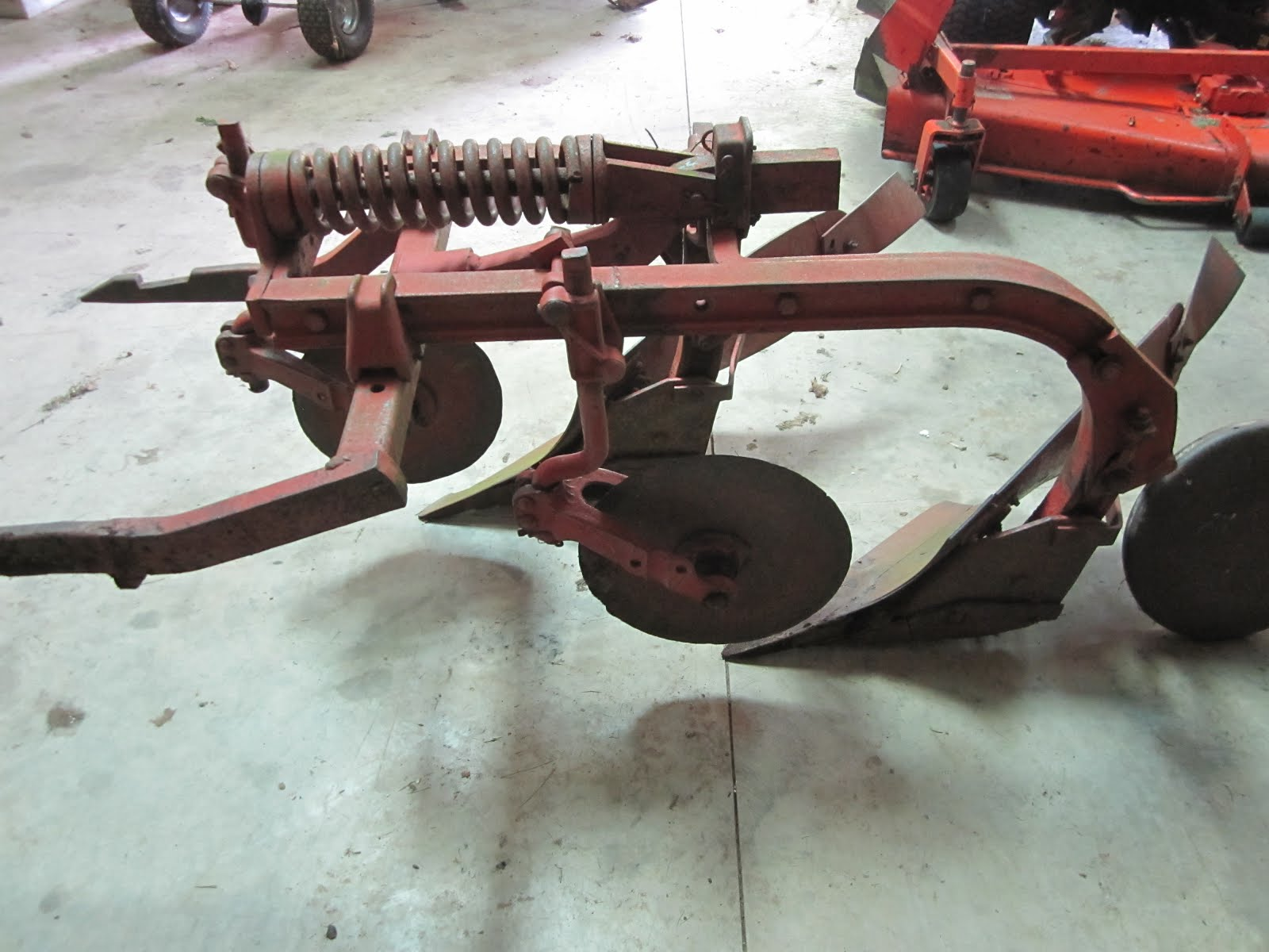 farmall super a plow parts