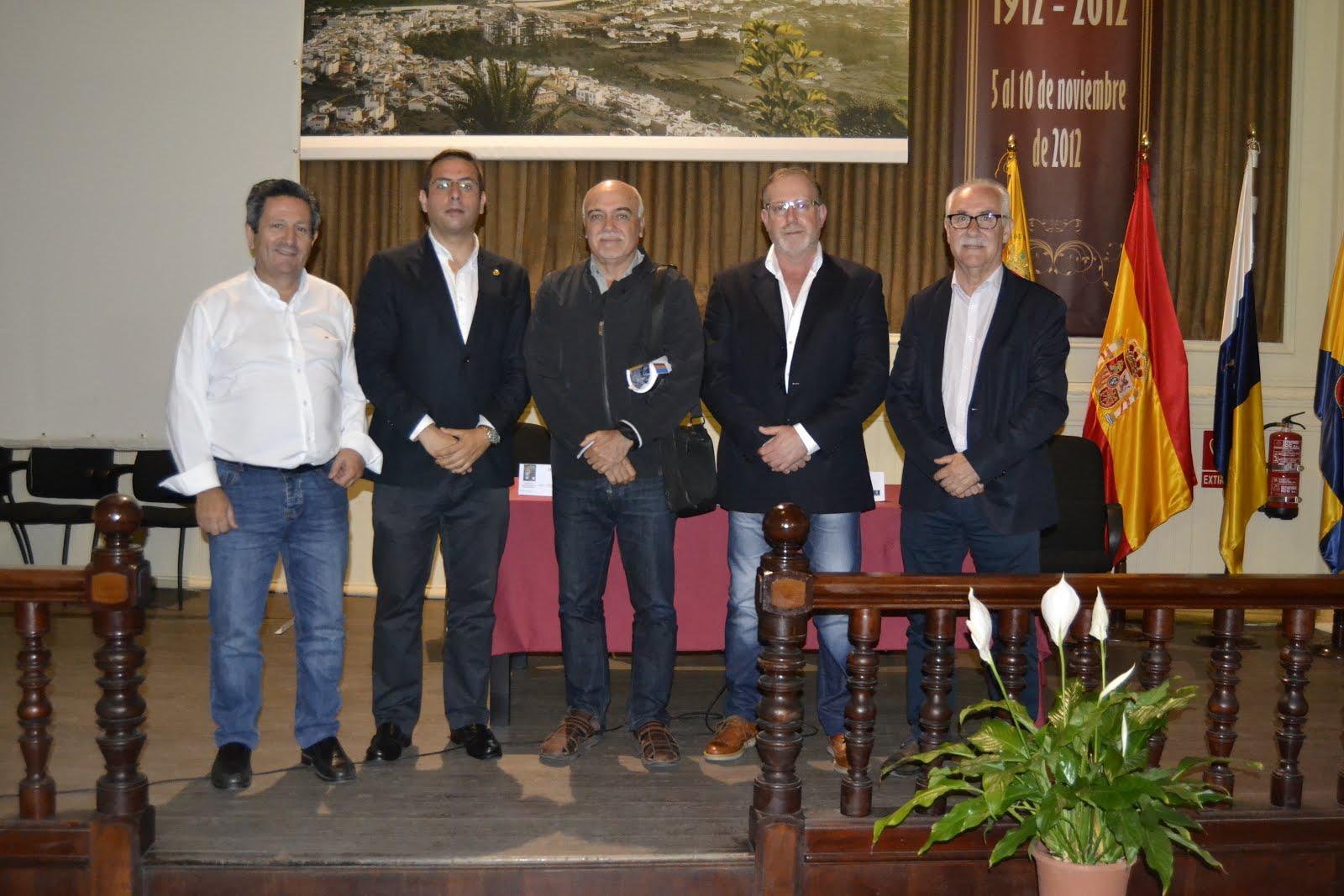 Conferencia del Dr. Juan Carlos Santamaría Cerezal