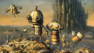 The Universal version of Machinarium 2.0.0 is now available for iPhone and iPad