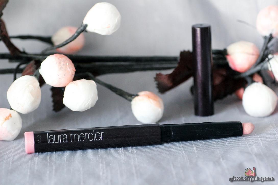 laura mercier caviar stick pink opal לורה מרסייה צללית סטיק עמידה ורודה גלוסברי בלוג איפור וטיפוח סקירה המלצה review swatch