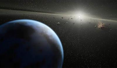 Rusia propone destruir los asteroides peligrosos