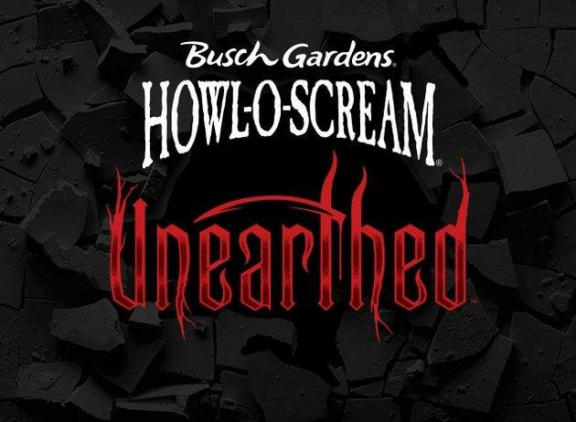 Howl-O-Scream Busch Gardens Williamsburg