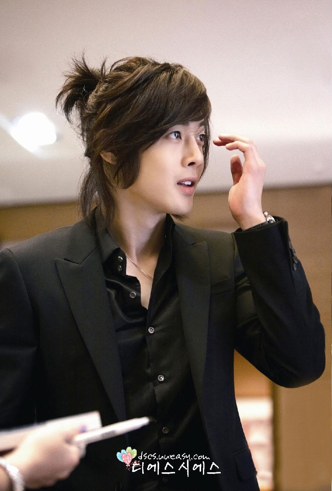 KeiBlade Updo Kim Hyun Joong