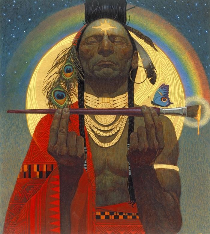 Thomas Blackshear   African-American Visionary painter