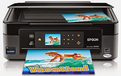 Epson Stylus NX430 small business printing