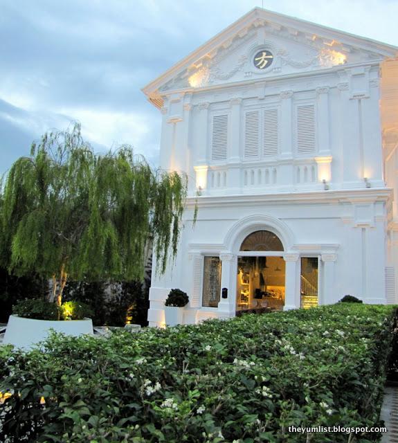 boutique hotel Penang, Design hotel