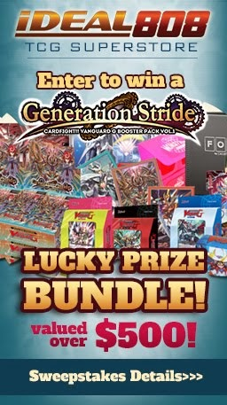 iDeal 808 Cardfight!! Vanguard Lucky Prize Bundle