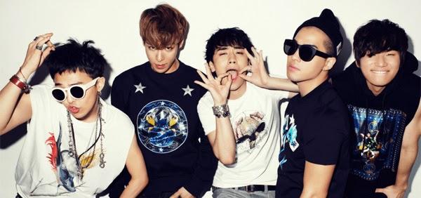 Big Bang ''xưng vương'' tại Nhật Bản khi vượt SNSD, TVXQ, Super Junior